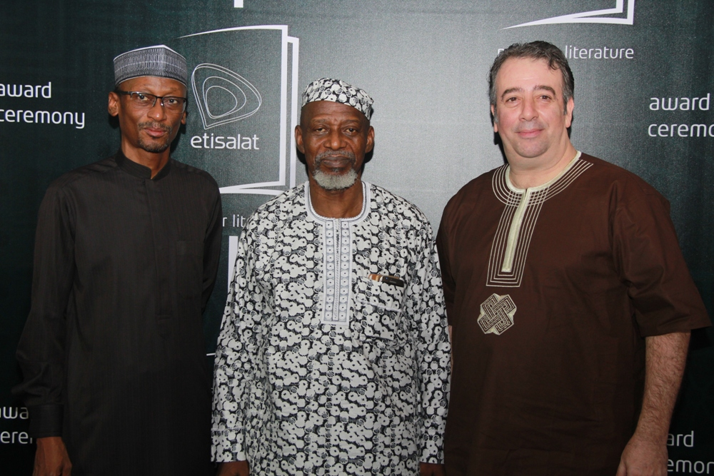 Modupe Kuti Winner of the 2015 Etisalat Prize for Literature Flash Fiction Category IMG_3396