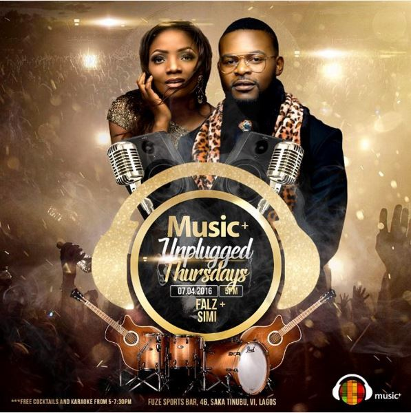 Music+ Unplugged Falz & Simi