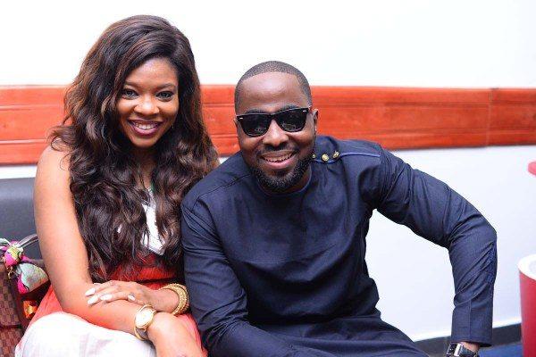Kemi Adetiba & DJ Caise