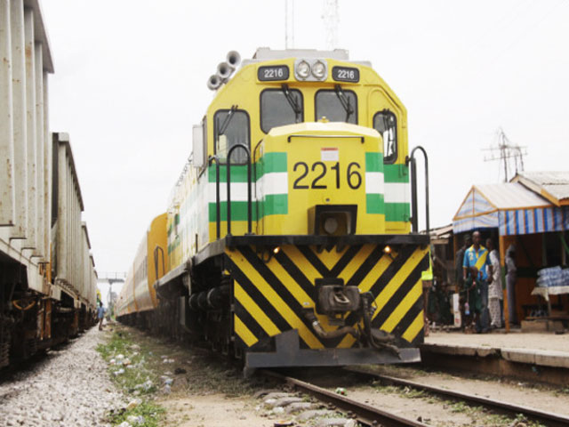 Train Crushes Teenage Girl To Death In Lagos