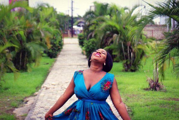 Nigerian lifestyle blogger sisiyemmie