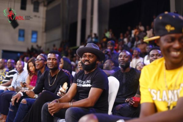 Noble Igwe and Sound Sultan