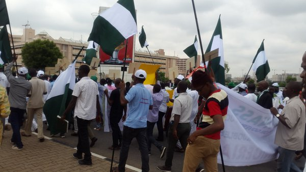 Occupy Nass Protest Abuja4