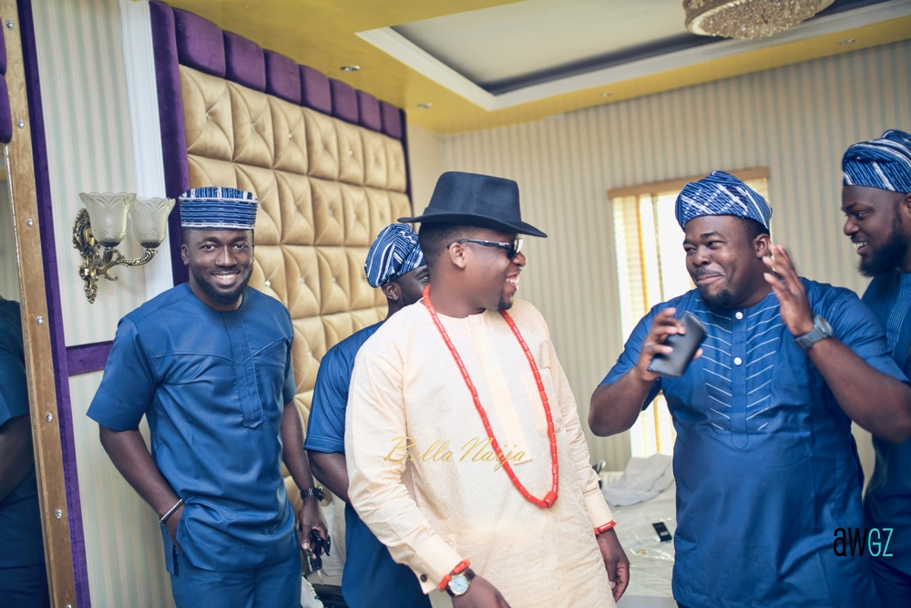 Oghogho and Farouk_Urhobo and Yoruba_Lagos Nigeria Outdoor Wedding_BellaNaija Weddings 2016__trad (16)