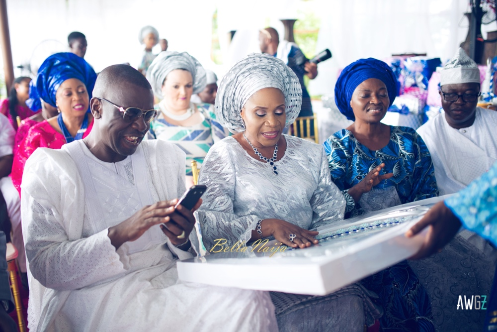 Oghogho and Farouk_Urhobo and Yoruba_Lagos Nigeria Outdoor Wedding_BellaNaija Weddings 2016__trad (46)