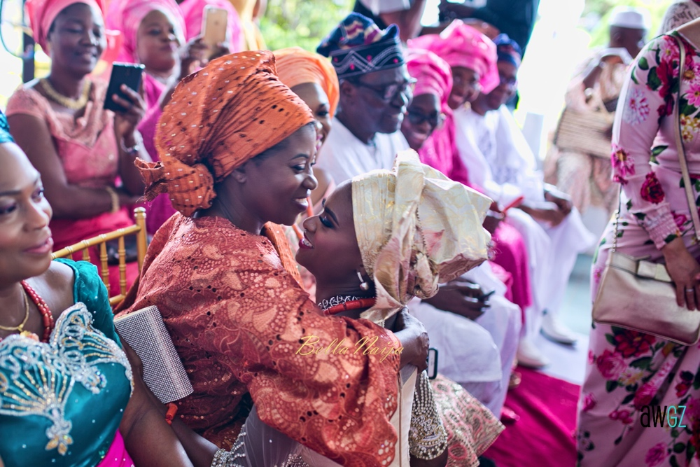 Oghogho and Farouk_Urhobo and Yoruba_Lagos Nigeria Outdoor Wedding_BellaNaija Weddings 2016__trad (58)