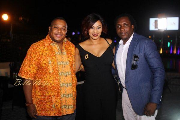 Olisa Adibua, Munachi Abii & Steve Babaeko
