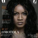 Omotola Jalade-Ekeinde on Glitz Africa Magazine