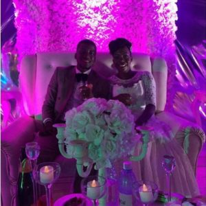 Osa Seven and Nigerian Graffiti Artist Osagie Osarenkhoe Wedding_April 2016__2