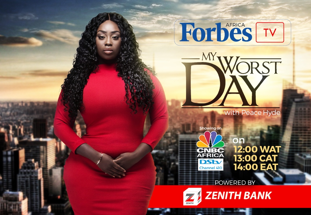 PEACE HYDE-Forbes Africa_My Worst Day