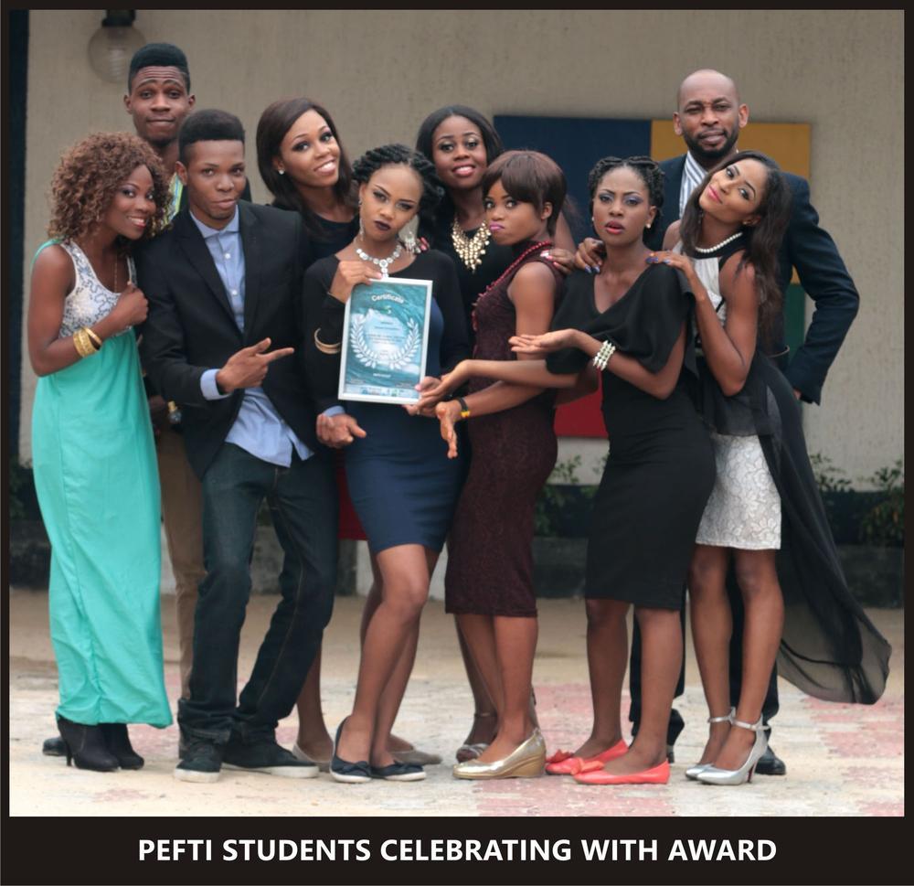 PEFTI Institute Wins 'Green Me' Film Award 2016 3