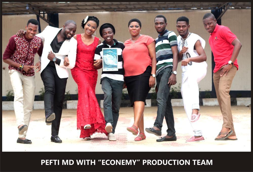 PEFTI Institute Wins 'Green Me' Film Award 2016 5