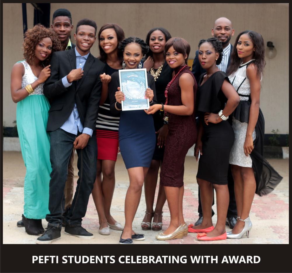 PEFTI Institute Wins 'Green Me' Film Award 2016 8