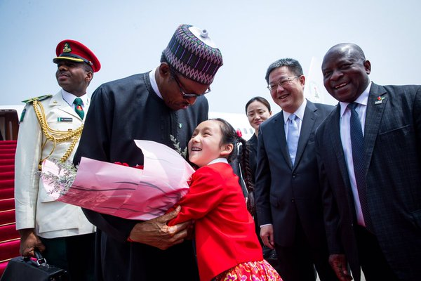 PMB Receives a hearty welcome in Shangai