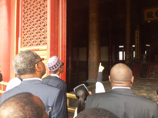 PMB at the Forbidden City - China's Ming - Qing Dynasties: 1420-1912 Imperial Palace
