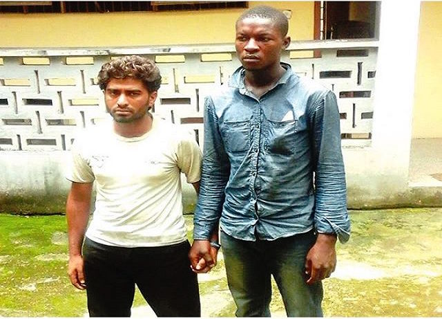 Pakistani and Cameroonian arrested in Nigeria_Cross River