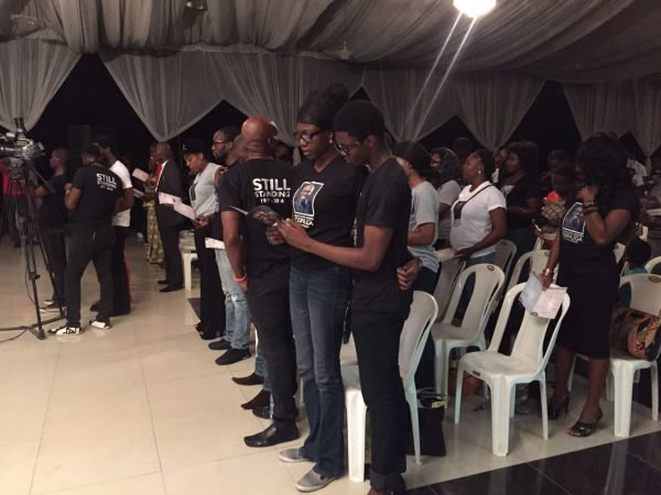 Pastor-Gabriel-Mills-leads-the-first-Hymn-of-the-night-2