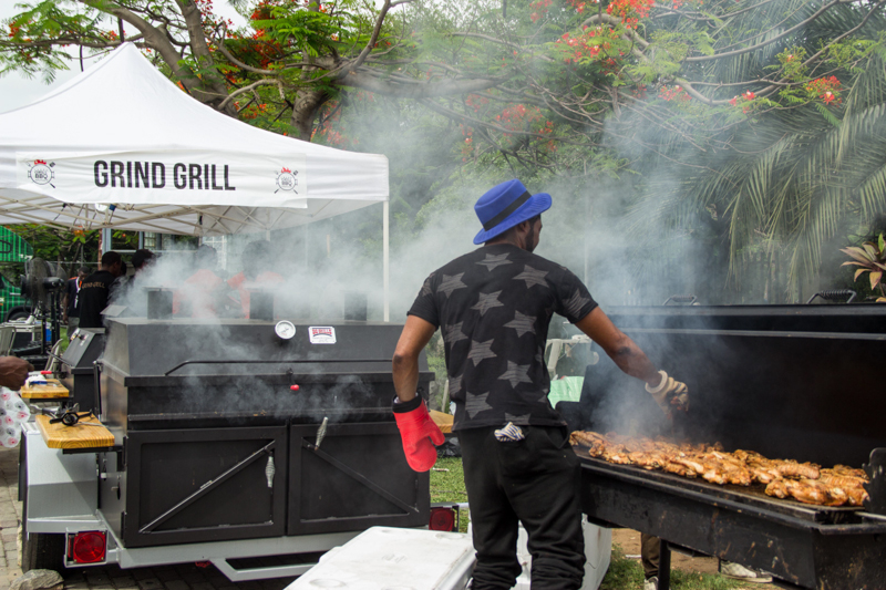 Photos from the Lagos Grill and Barbecue Festival 2016 BaJ-9620