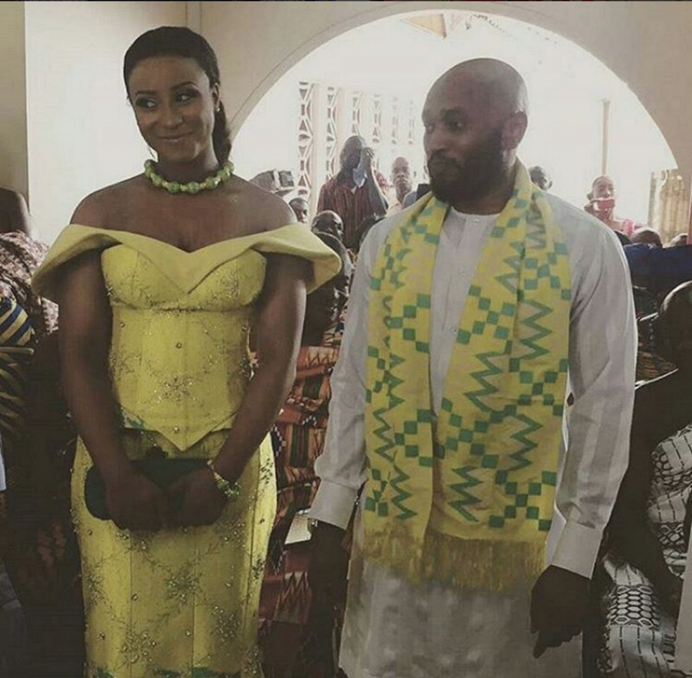 Princess Achiaa Nana Bonsu & Mohammed Aminu Atiku Abubakar Kumasi Wedding