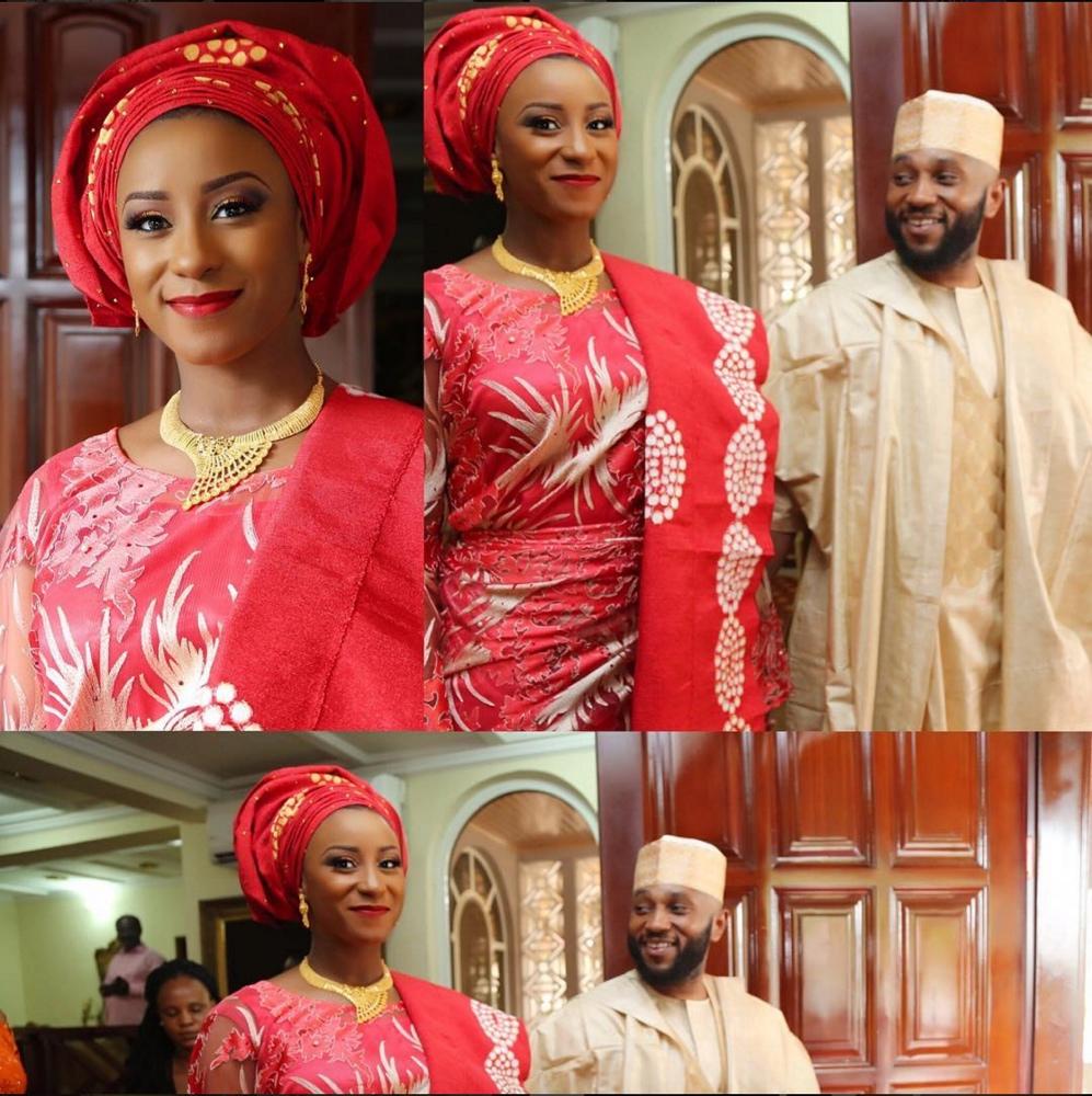 Princess Achiaa Nana Bonsu & Mohammed Aminu Atiku Abubakar's Traditional Wedding