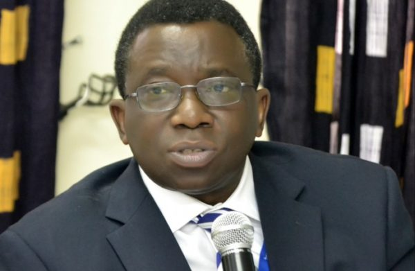 Minister of Health, Professor Isaac Adewole