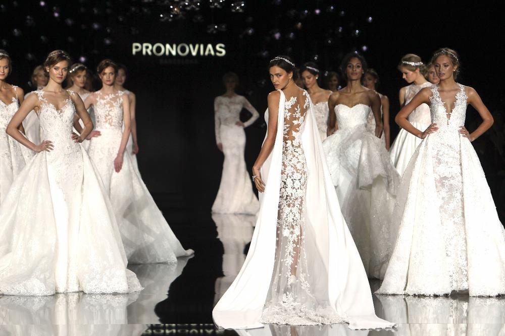 Pronovias-Barcelona-BN Bridal-BellaNaija-2016 (1)