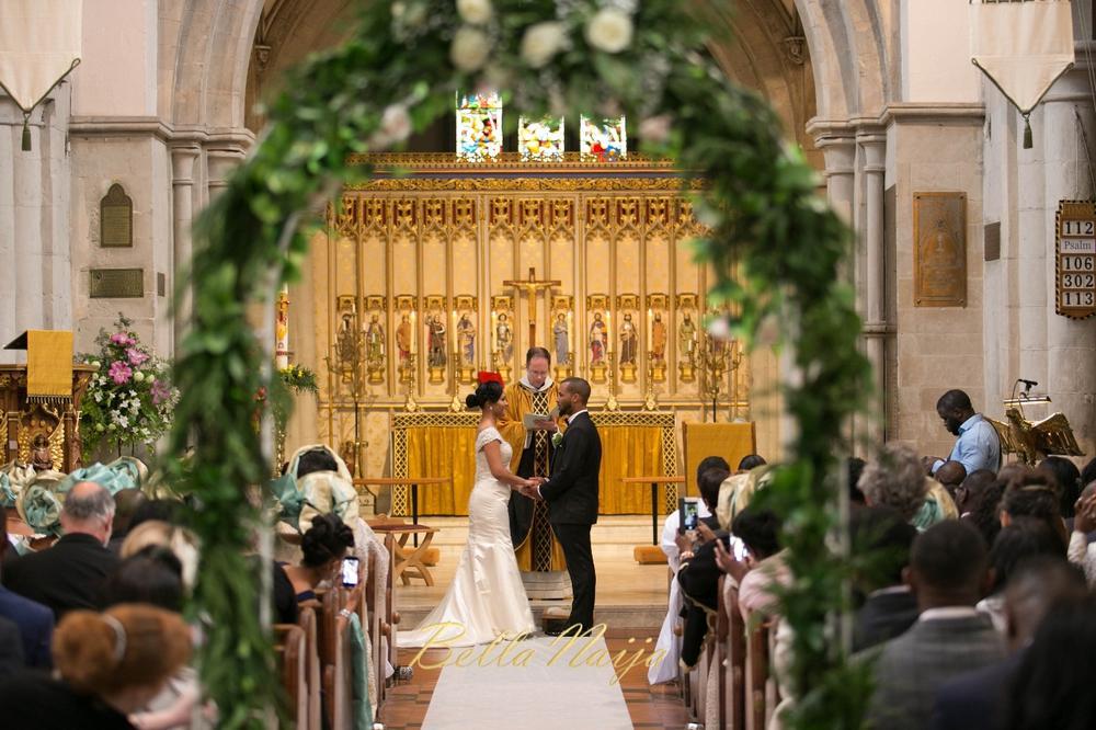 Remi and Tina - 2015 - UK Wedding - BellaNaija- 2016 - Anniversary Special (10)