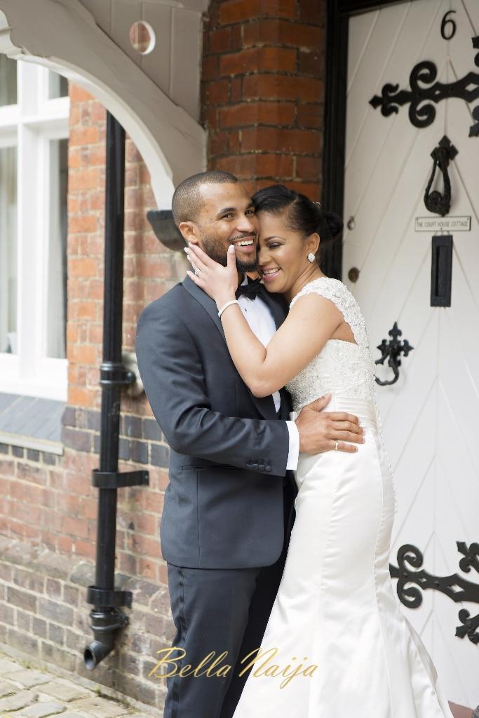 Remi and Tina - 2015 - UK Wedding - BellaNaija- 2016 - Anniversary Special (13)