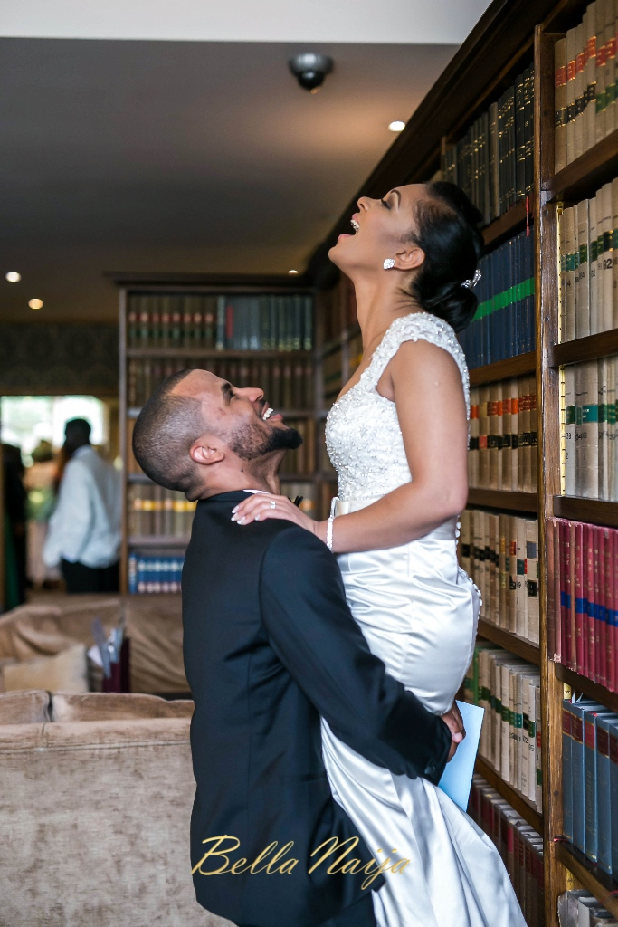 Remi and Tina - 2015 - UK Wedding - BellaNaija- 2016 - Anniversary Special (16)