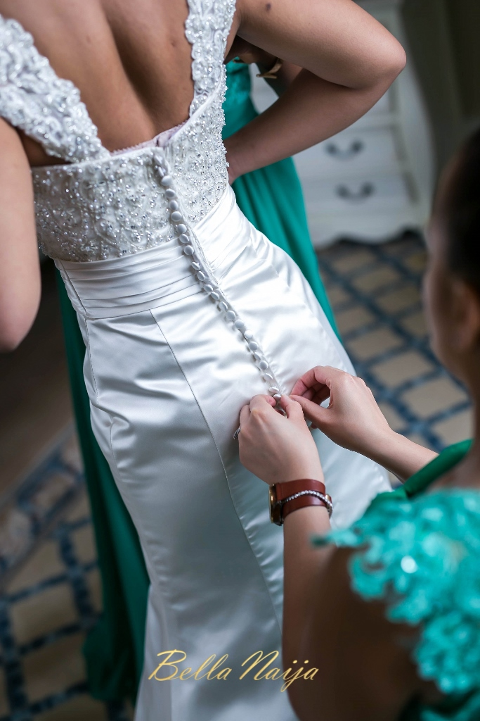 Remi and Tina - 2015 - UK Wedding - BellaNaija- 2016 - Anniversary Special (6)