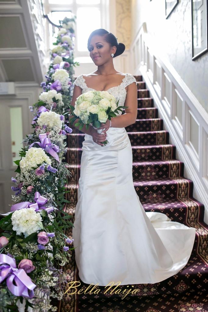 Remi and Tina - 2015 - UK Wedding - BellaNaija- 2016 - Anniversary Special (7)