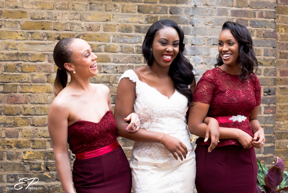 Rust Styled Wedding Shoot_Black Bride_BellaNaija Weddings 2016_Vintage-3
