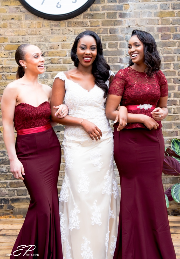 Rust Styled Wedding Shoot_Black Bride_BellaNaija Weddings 2016_Vintage-6