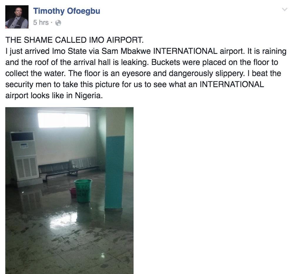 Sam Mbakwe INTERNATIONAL airport_Imo state Nigeria 1