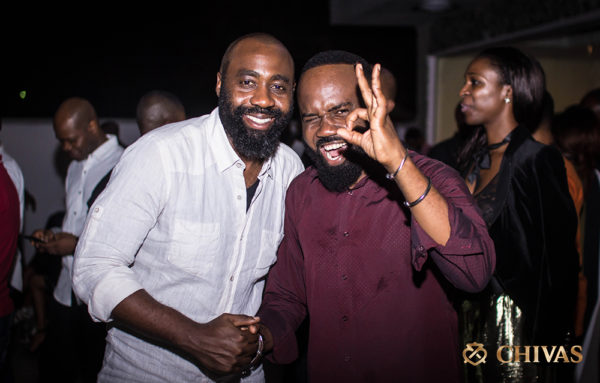 Samuel Odesanmi & Noble Igwe