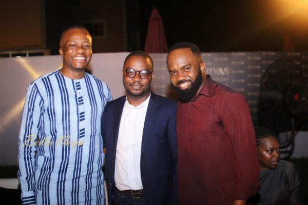 Segun Demuren, Sola Oke, Noble Igwe