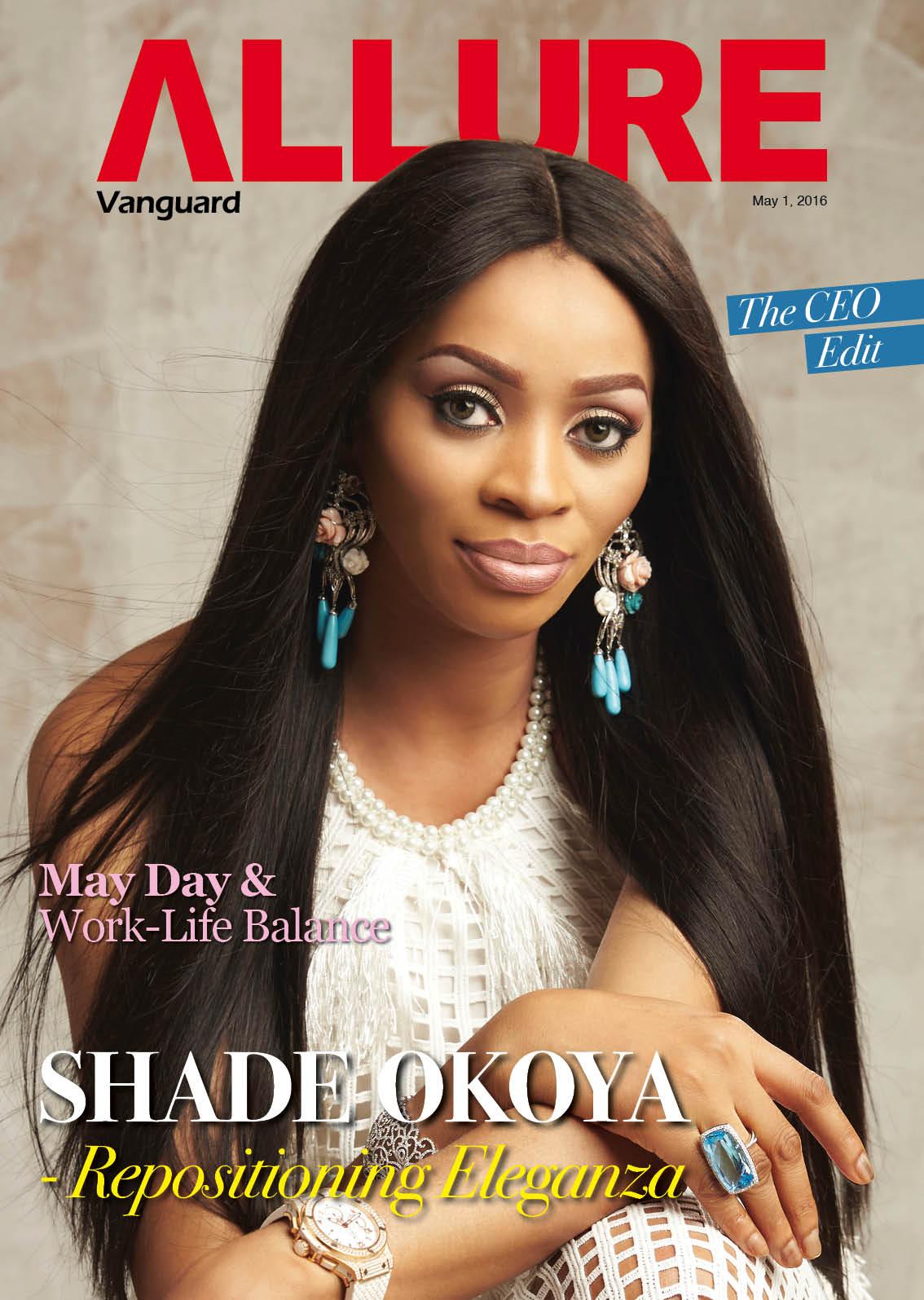 Shade Okoya Vanguard Allure 2016