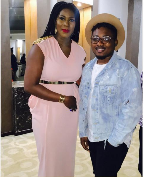 "Nigeria nollywood actress Stephanie Linus Premieres the Movie ""Dry"" in Zambia"
