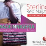 Sterling Rep Naija MADE IN NIGERIA POSTER