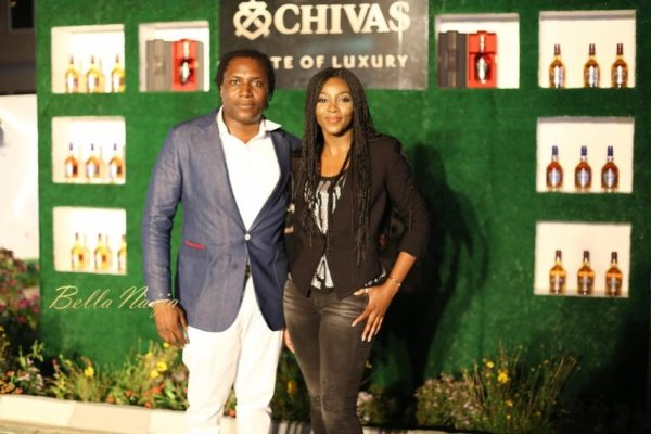 Steve Babaeko & Genevieve Nnaji - Copy