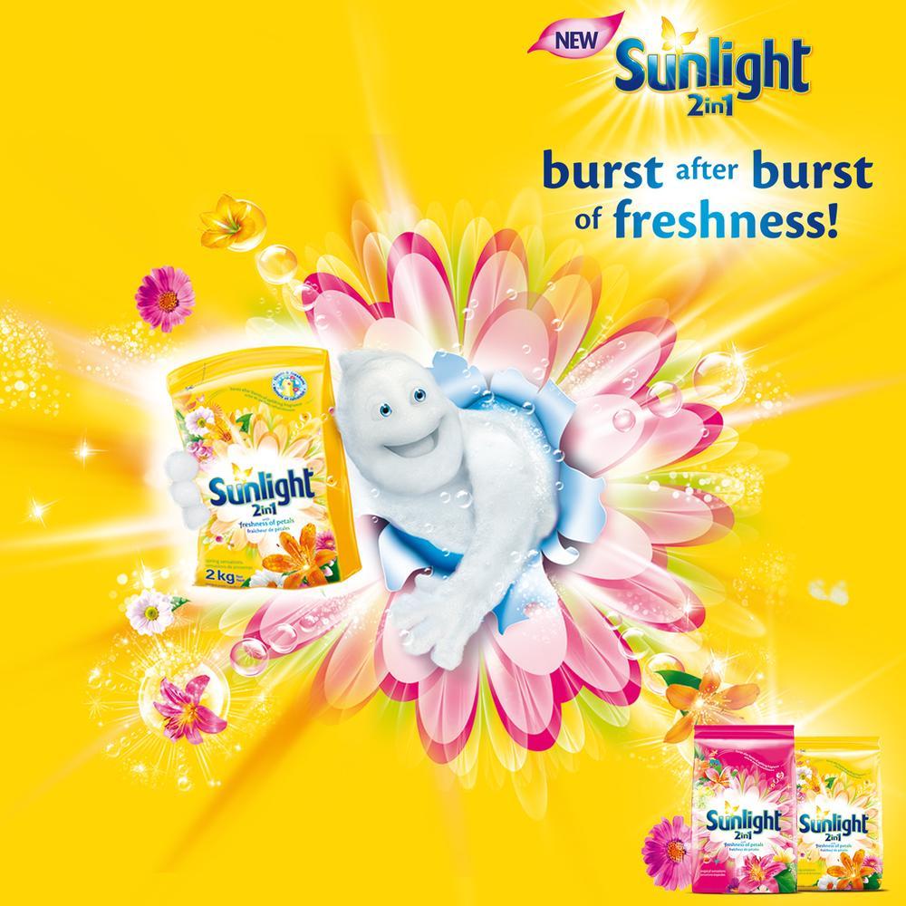 Sunlight BurstofFreshness