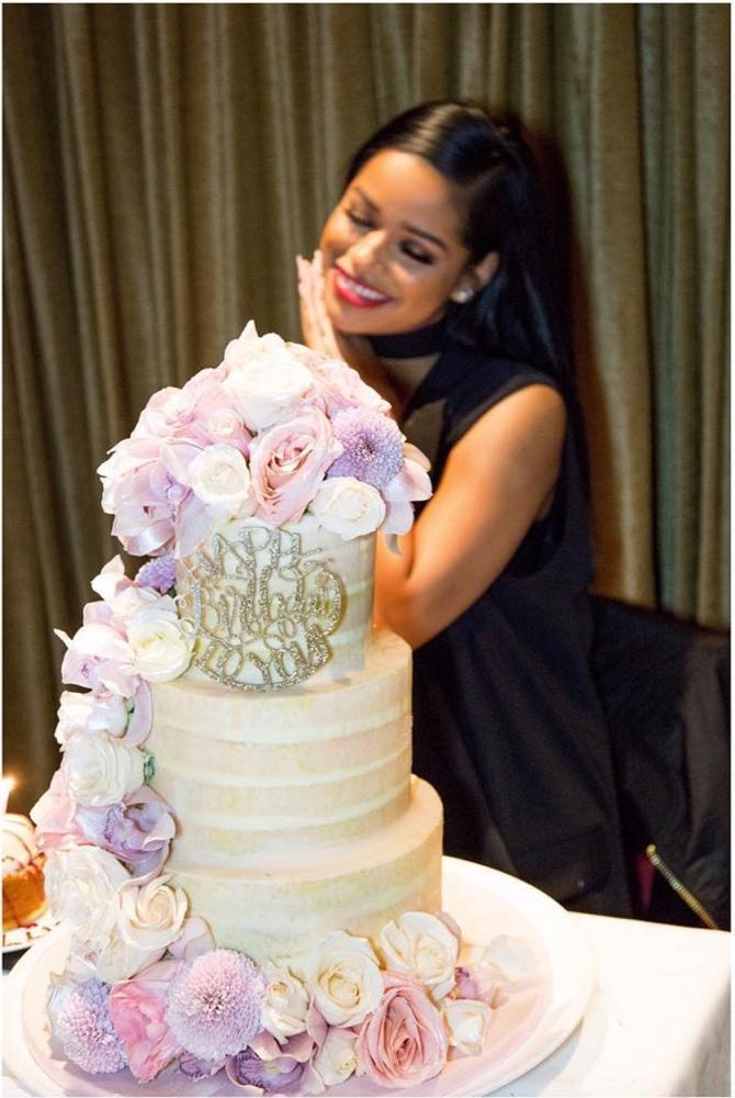 Taina 18th birthday cake