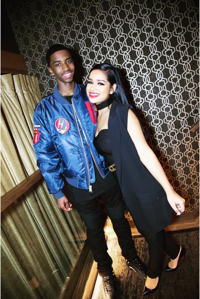 Taina_18th birthday_Fabolous and Emily B_Christian Combs