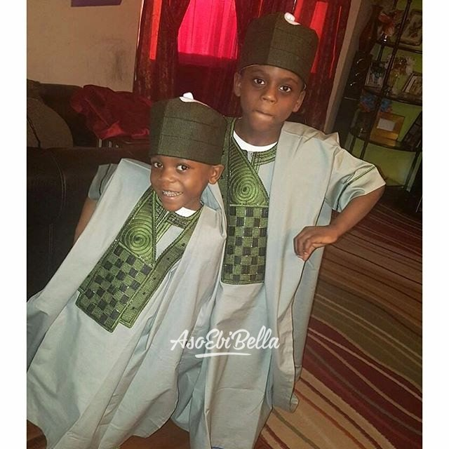 Taiwo and Kehinde @tyntyfashions_tntfashions