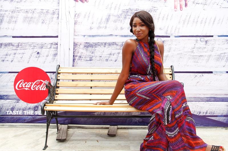 Miss Nigeria 2015, Pamela Peter-Vigboro Leesi
