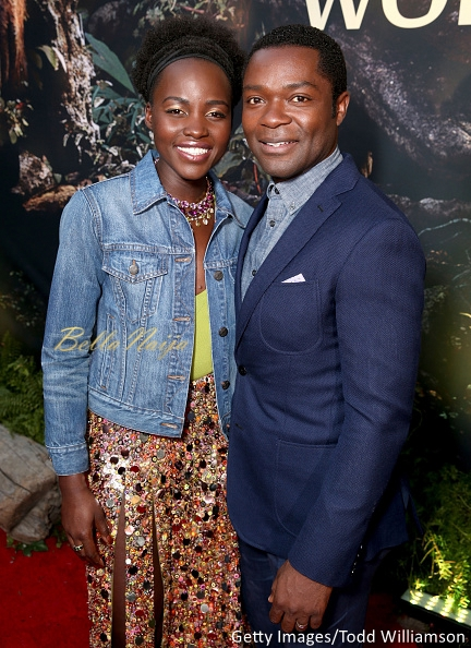 Lupita Nyong'o & David Oyelowo