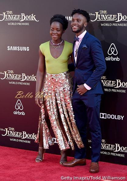 Lupita Nyong'o & Peter Nyong'o