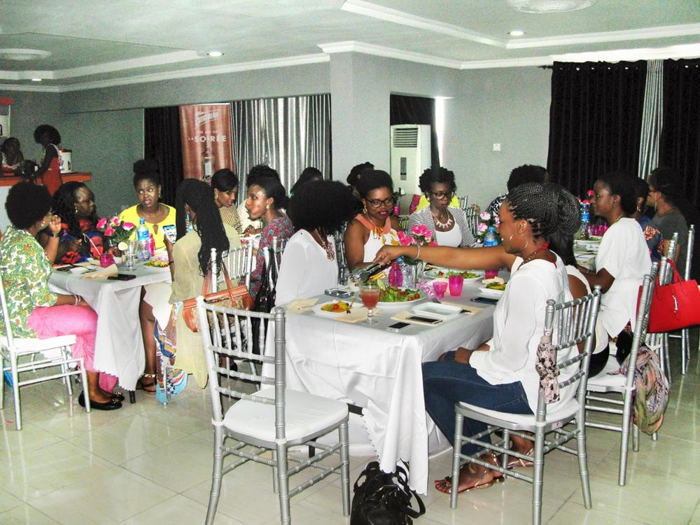 The Kinky Apothecary's Secret Natural Hair Brunch March 23