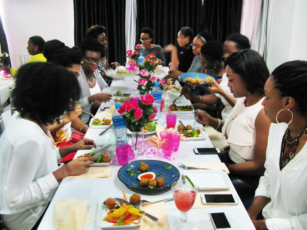 The Kinky Apothecary's Secret Natural Hair Brunch March 27