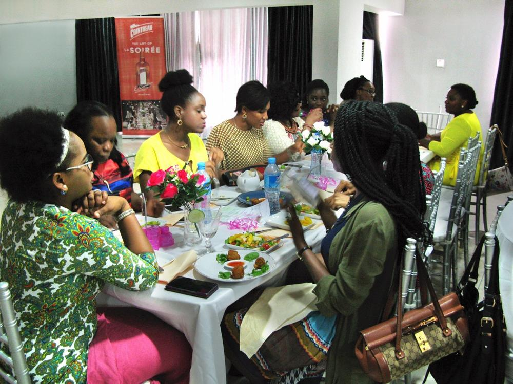 The Kinky Apothecary's Secret Natural Hair Brunch March 28